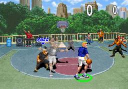 Hard Dunk (ARC)  © Sega 1994   1/3