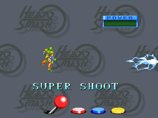 Heavy Smash (ARC)  © Data East 1993   4/5