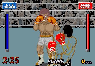 Heavyweight Champ (ARC)  © Sega 1987   4/4