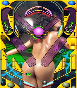 Hot Pinball (ARC)  © Comad 1995   2/3