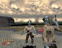 The House Of The Dead (ARC)  © Sega 1997   2/3