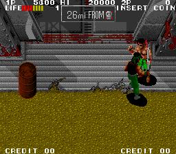 Ikari III: The Rescue (ARC)  © SNK 1989   2/3