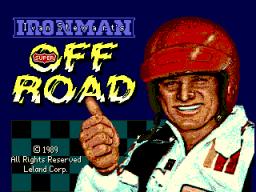 Super Off Road (ARC)  © Leland 1989   1/4