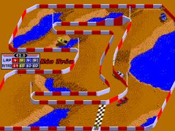 Super Off Road Track Pak (ARC)  © Leland 1989   2/3