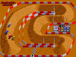 Super Off Road Track Pak (ARC)  © Leland 1989   3/3