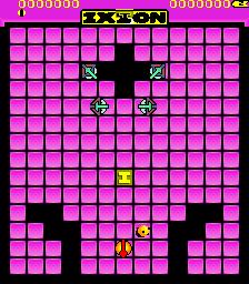 Ixion (ARC)  © Sega 1983   2/3