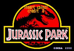 Jurassic Park (1994) (ARC)  © Sega 1994   1/7