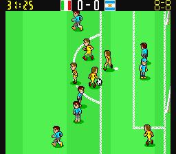 Kick And Run (ARC)  © Taito 1986   4/4