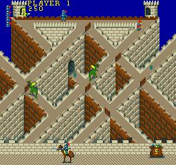 Knightmare (ARC)  © Konami 1985   3/3