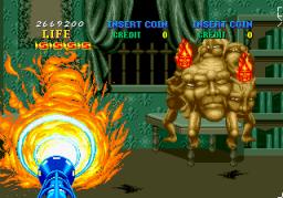 Laser Ghost (ARC)  © Sega 1989   3/3