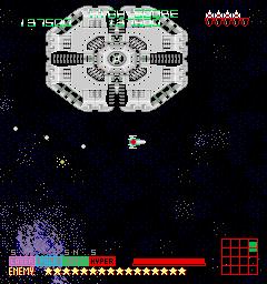 Last Mission (ARC)  © Data East 1986   4/4