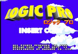 Logic Pro (ARC)  ©  1996   1/3