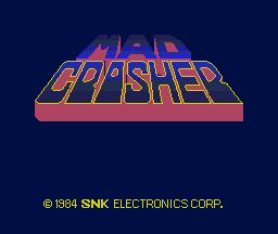 Mad Crasher (ARC)  © SNK 1984   1/3