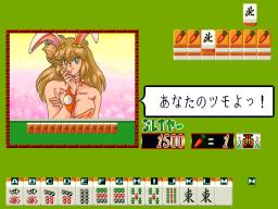 Mahjong Vanilla Syndrome (ARC)  © Nichibutsu 1991   3/3