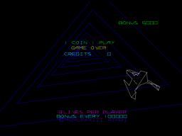 Major Havoc (ARC)  © Atari (1972) 1983   4/5