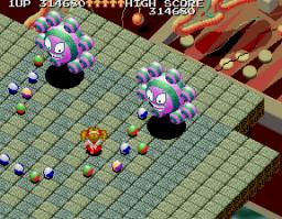 Marchen Maze (ARC)  © Namco 1988   2/4