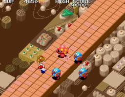 Marchen Maze (ARC)  © Namco 1988   4/4