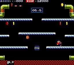 Mario Bros. (ARC)  © Nintendo 1983   4/4