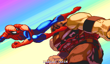 Marvel Super Heroes (ARC)   © Capcom 1995    18/24