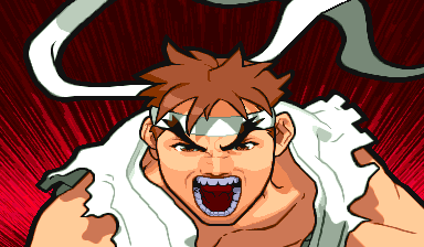 Marvel Super Heroes Vs. Street Fighter (ARC)  © Capcom 1997   5/22