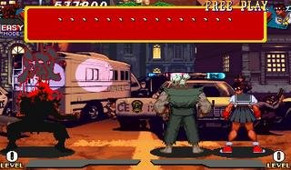 Marvel Super Heroes Vs. Street Fighter (ARC)  © Capcom 1997   8/22
