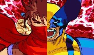 Marvel Vs. Capcom: Clash Of Super Heroes (ARC)  © Capcom 1998   6/55