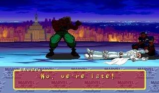 Marvel Vs. Capcom: Clash Of Super Heroes (ARC)  © Capcom 1998   8/55