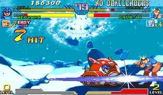 Marvel Vs. Capcom: Clash Of Super Heroes (ARC)  © Capcom 1998   14/55