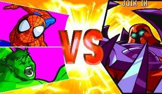Marvel Vs. Capcom: Clash Of Super Heroes (ARC)  © Capcom 1998   16/55
