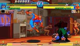 Marvel Vs. Capcom: Clash Of Super Heroes (ARC)  © Capcom 1998   17/55