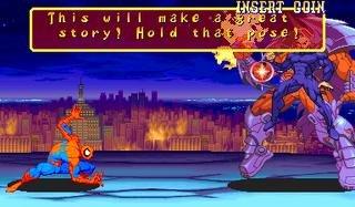 Marvel Vs. Capcom: Clash Of Super Heroes (ARC)  © Capcom 1998   18/55