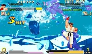 Marvel Vs. Capcom: Clash Of Super Heroes (ARC)  © Capcom 1998   19/55