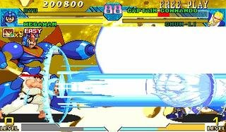 Marvel Vs. Capcom: Clash Of Super Heroes (ARC)  © Capcom 1998   22/55