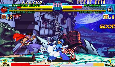 Marvel Vs. Capcom: Clash Of Super Heroes (ARC)  © Capcom 1998   43/55