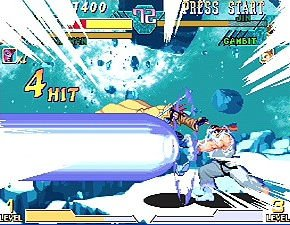 Marvel Vs. Capcom: Clash Of Super Heroes (ARC)  © Capcom 1998   53/55