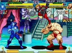 Marvel Vs. Capcom: Clash Of Super Heroes (ARC)  © Capcom 1998   54/55