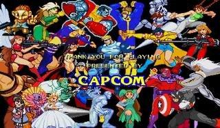 Marvel Vs. Capcom: Clash Of Super Heroes (ARC)  © Capcom 1998   55/55