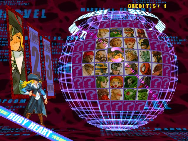 Marvel Vs. Capcom 2: New Age Of Heroes (ARC)  © Capcom 2000   4/4