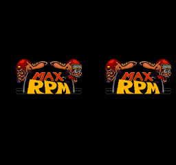Max RPM (ARC)  © Bally Midway 1986   1/4