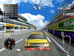 Maximum Speed (ARC)  © Sammy 2003   2/3