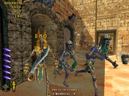 The Maze Of The Kings (ARC)  © Sega 2001   3/4