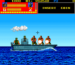 Mechanized Attack (ARC)   © SNK 1988    2/4
