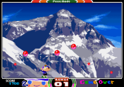 Mighty! Pang (ARC)  © Capcom 2000   8/17