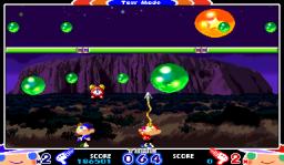 Mighty! Pang (ARC)  © Capcom 2000   10/17
