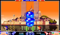 Mighty! Pang (ARC)  © Capcom 2000   11/17