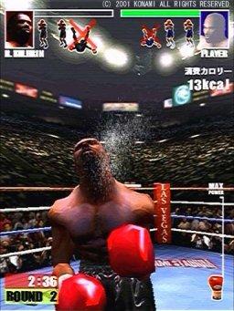 MoCap Boxing (ARC)  © Konami 2001   3/3