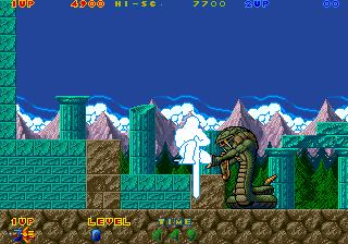Rastan Saga II (ARC)  © Taito 1988   6/6