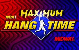 NBA Maximum Hangtime (ARC)  © Midway 1996   1/5