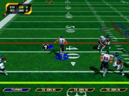 NFL Blitz 2000: Gold Edition (ARC)  © Midway 1999   3/3