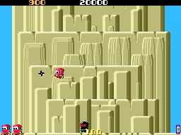 Ninja-Kid (ARC)  © UPL 1984   3/4